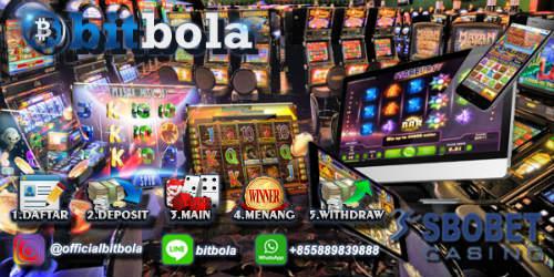 Games bisa dimainkan di aplikasi sbobet